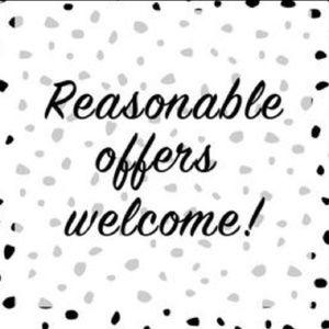 Make an offer! :)